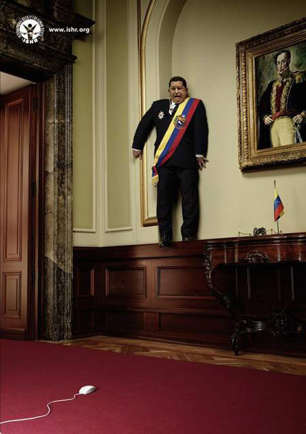 [Campagne] International Society for Human Rights Chavez-ishr