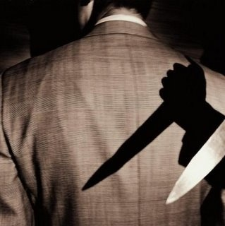 Tired of your Lousy Job? Just Say you Were Stabbed by Some Crazy ...