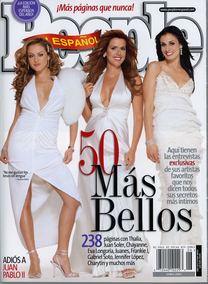 People en Español' to Unveil 50 Most Beautiful Latinos [Hint: I'm ...