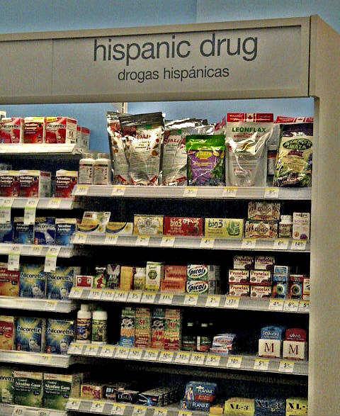 Drogas hispánicas