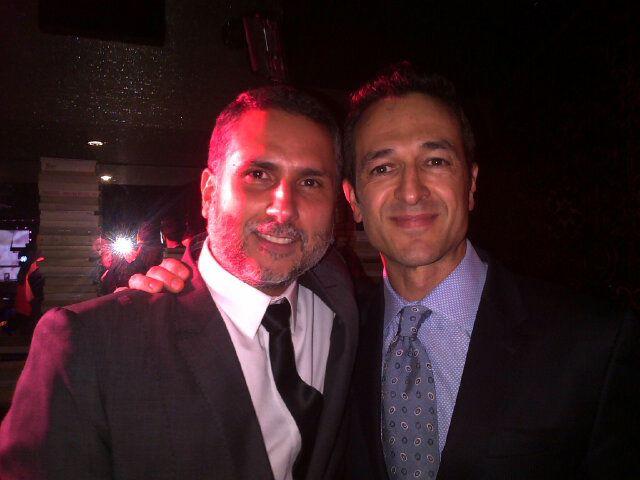 Marlon Moreno and Hernán Lopez