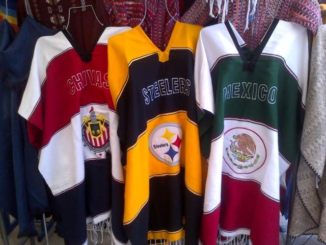 Chivas, Steelers y México
