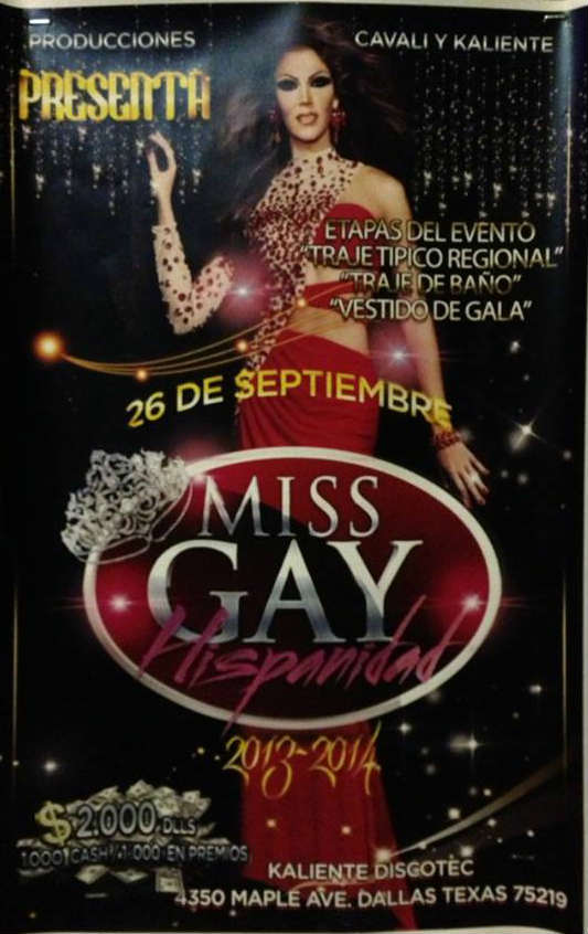 It S Hispanic Heritage Month Time For The Miss Gay Hispanidad