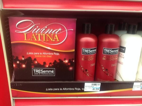 Latinas Now Can Shampoo Their Way to the Red Carpet