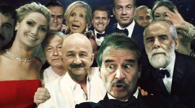 The Ellen DeGeneres' Oscar Selfie Mexico Edition