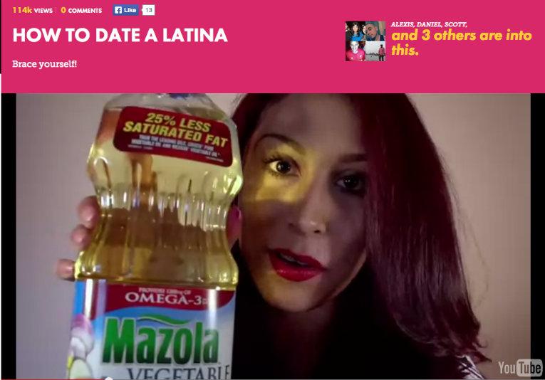 In panties hot teen latina