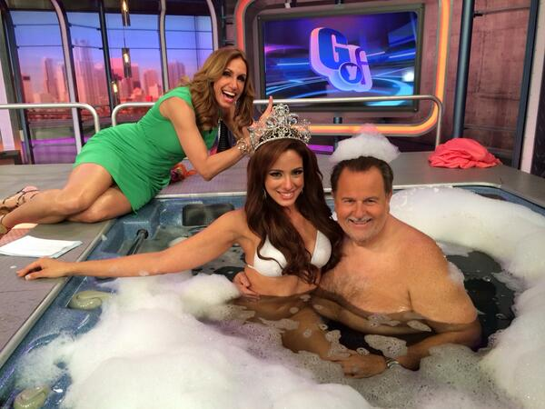 The perks of winning Univision's ultimate beauty contest...