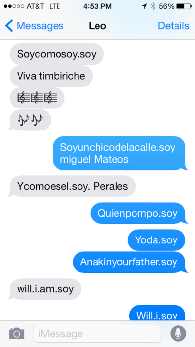 soycomosoy