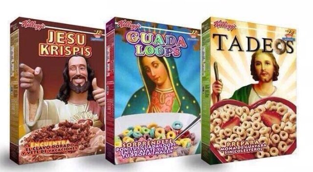 Culturally-relevant cereal