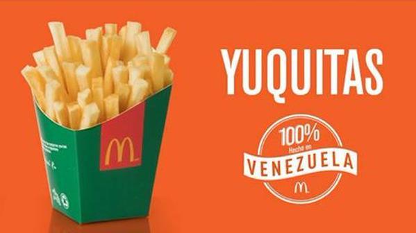 Yuquitas Venezuela
