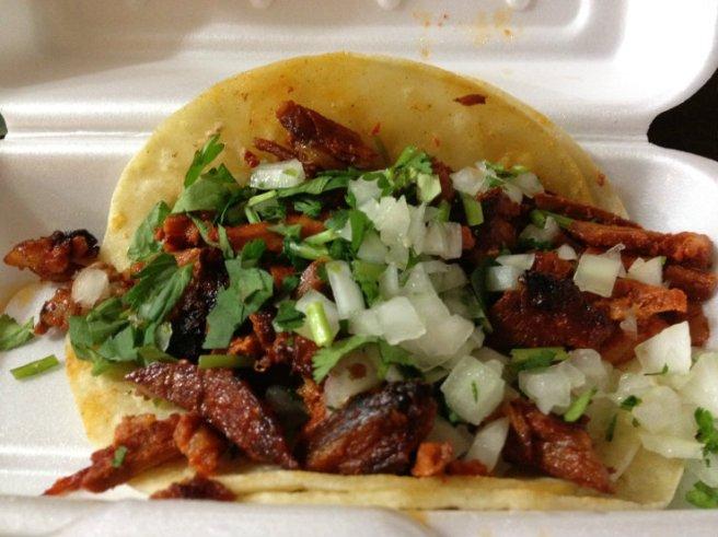 A taco emoji should resemble this