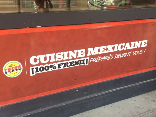 CuisineMexicaine