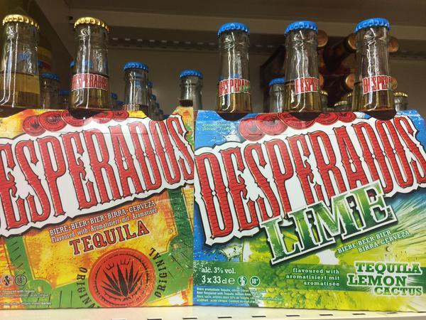 La Beer + Le Tequila = Le Guácala