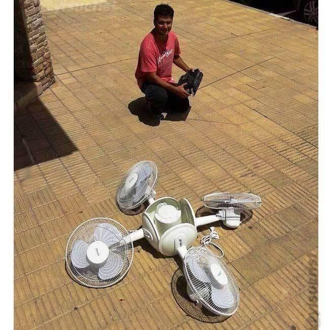 Mexican dron