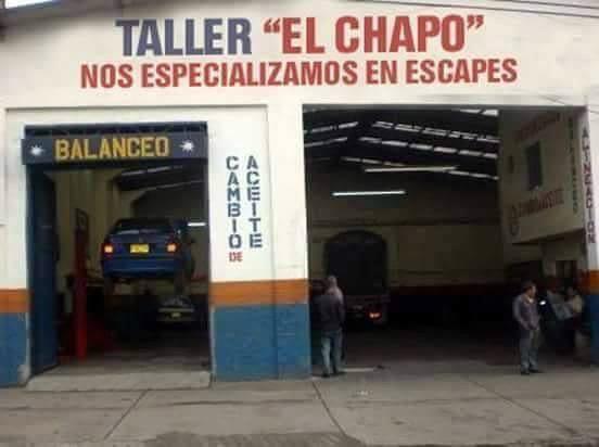 TallerElChapo