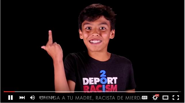 DeportRacismKids