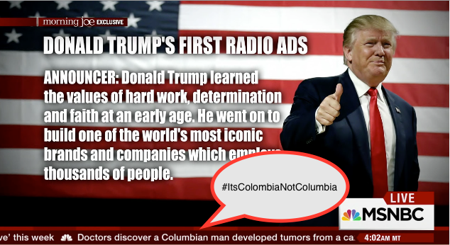 Itscolombianotcolumbia