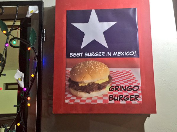 Behold the Gringo Burger: The Best Burger in Mexico | Mi blog es tu ...