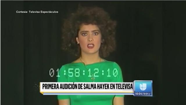 SalmaHayekFirst