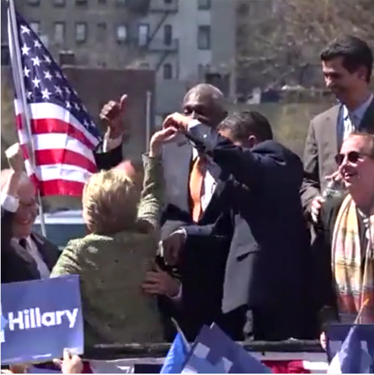 Hillary Harlem 2016