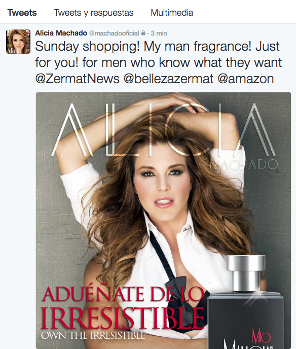 alicia?w=640 alicia machado moves on launches male fragrance, develops extra