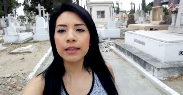 This Mexican Cemetery Was Used To Make Porn Movies Because Mexico